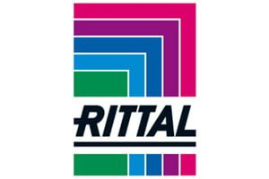 """Rittal"" Rittal logo, Linn electrical Contractors Ltd, Trowbridge, Wiltshire"