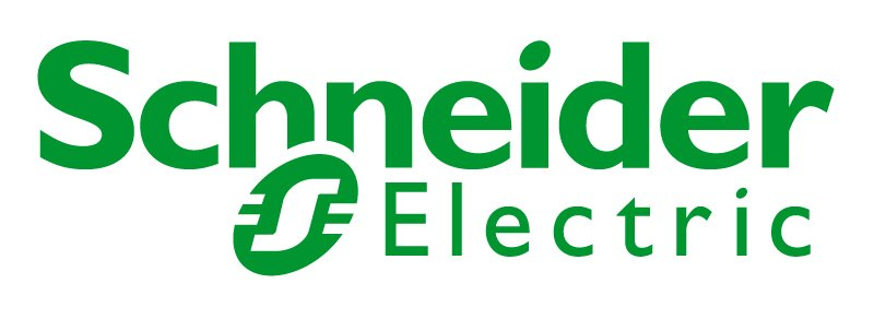 """Schneider Electric"" Schneider electric logo, Linn electrical Contractors Ltd, Trowbridge, Wiltshire"