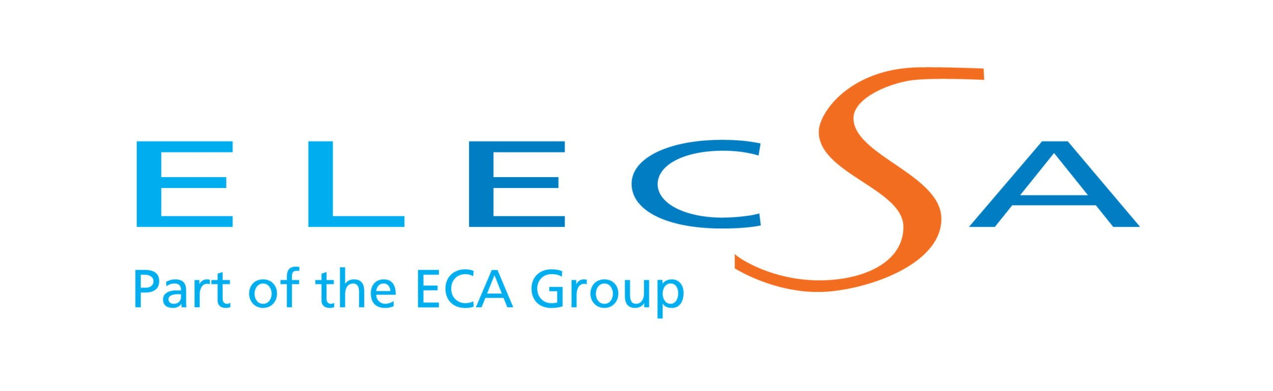 """Elecsa Part of the ECA Group"", Elecsa logo, Linn electrical Contractors Ltd, Trowbridge, Wiltshire"