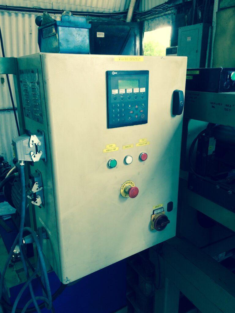 control panel buttons, Linn electrical Contractors Ltd, Trowbridge, Wiltshire